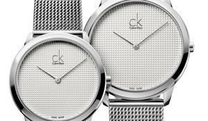 Calvin Klein minimal extension horloge K3M2112Y