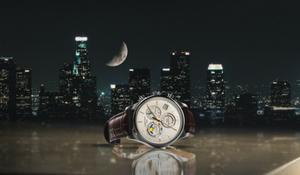 Certina DS-8 chronograph moonphase C0334501603100