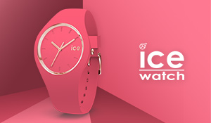 Ice watch dameshorloge glam raspberry