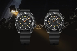 Seiko Prospex Limited Edition Black Series