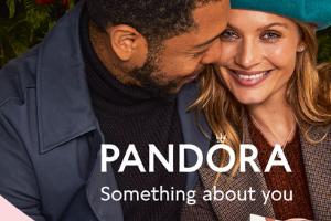 Kerst bedels Pandora